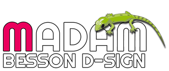 Madam Besson webdesign